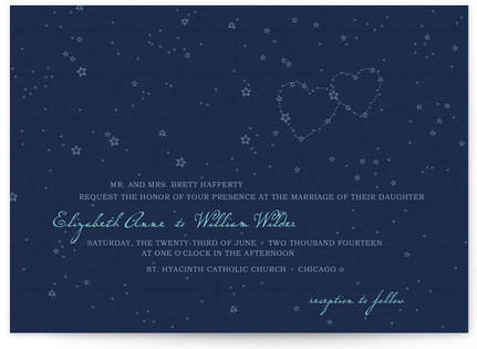 Starry night wedding invitations unique rustic wedding invitations star map print it yourself wedding invitations solutioingenieria Image collections
