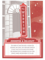 The Production Print-It-Yourself Wedding Invitations