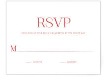 Darjeeling Print-It-Yourself RSVP Cards