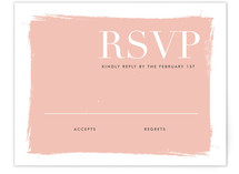 Gallery Hopping Print-It-Yourself RSVP Cards