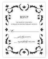 Jacquard Print-It-Yourself RSVP Cards