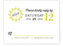 Cadillac Print-It-Yourself RSVP Cards