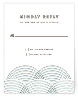 fanfare Print-It-Yourself RSVP Cards