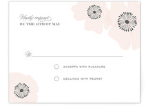 Ethereal Print-It-Yourself RSVP Cards