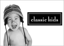 Classic Kids Photography