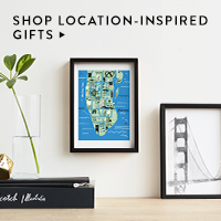 Photo & Art Gifts Nav Ad: Location Inspired