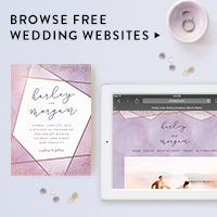 Wed Nav Ad: Wedding Websites