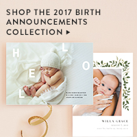 Baby & Kids Nav Ad: New Birth Announcements