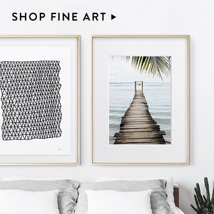Fine Art Prints Nav Ad